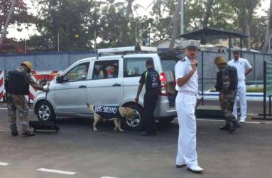 Indian Navy Portfolio