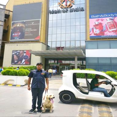 Malls and Hotels Portfolio